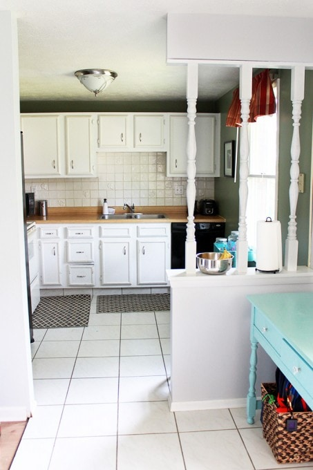 Kitchen Renovation Plans | JustAGirlAndHerBlog.com