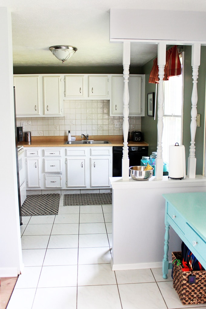 Our Kitchen Renovation Plan Just A Girl And Her Blog