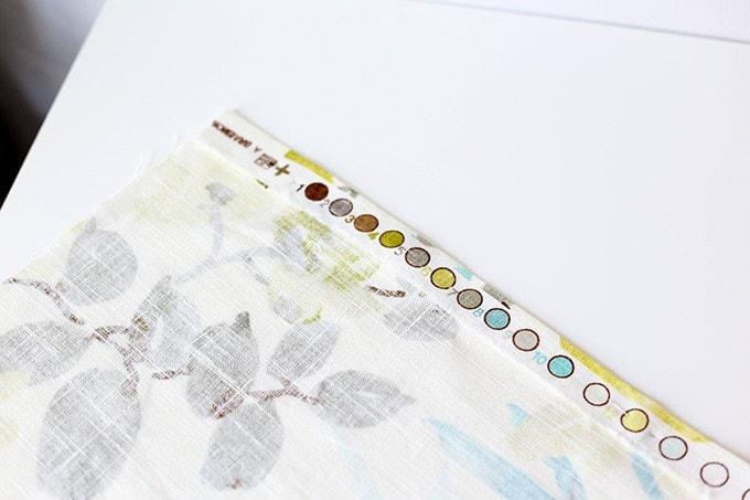 Super Simple DIY Cafe Curtains   JustAGirlAndHerBlog.com