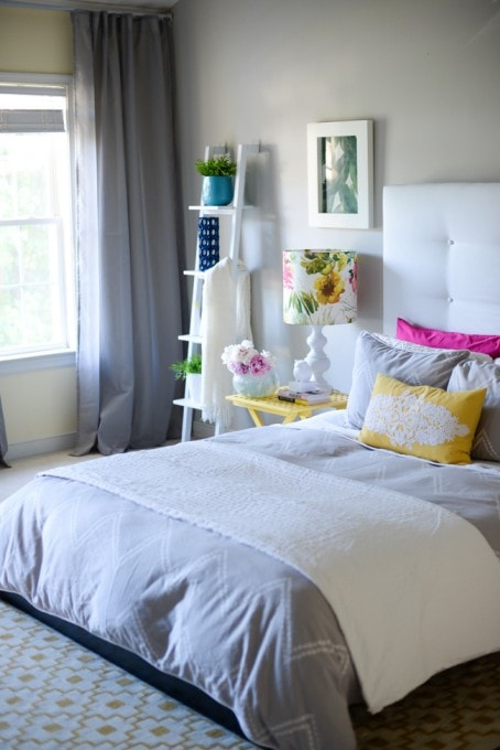 An Eclectic Master Bedroom | Place of My Taste