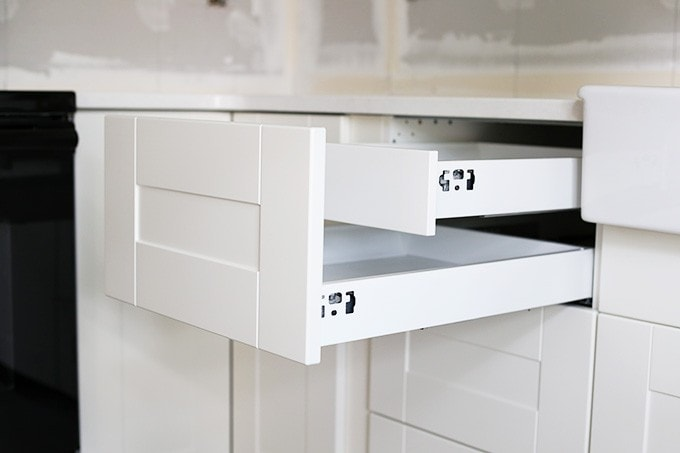 How To Install An Ikea Kitchen Drawer