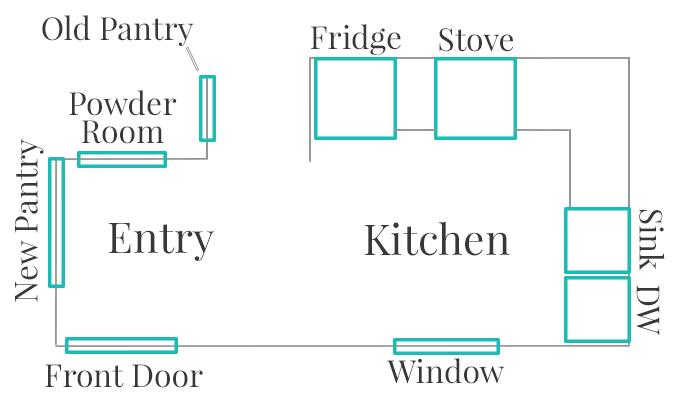 How to Make a Simple Shelf   JustAGirlAndHerBlog.com