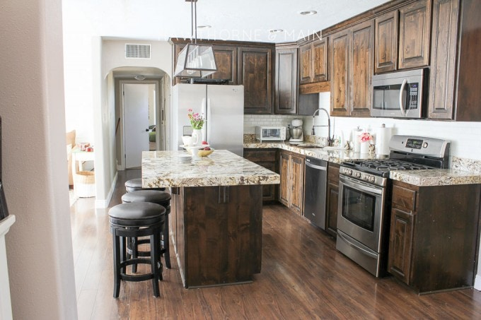 A Neutral Kitchen | Hawthorne and Main