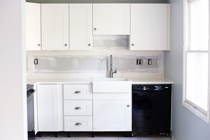How Much Kitchen Cabinets Installation