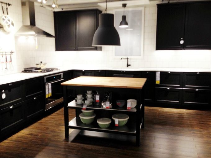 How to Install an IKEA SEKTION Kitchen | JustAGirlAndHerBlog.com