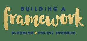 BuildingAFramework.com
