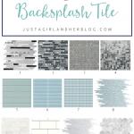 Choosing Kitchen Backsplash Tile