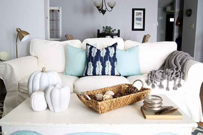2015 Fall Home Tour | JustAGirlAndHerBlog.com