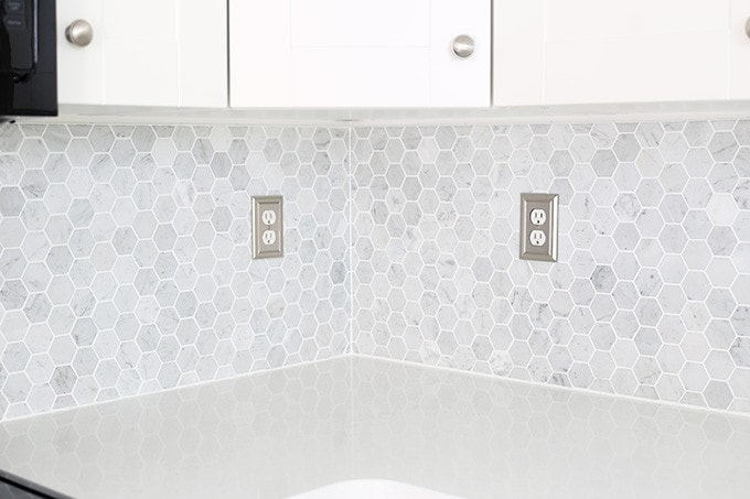 Installing and Grouting Tile: 50 Tips and Tricks - Just a Girl and ...