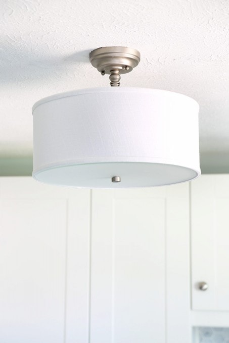 10 Affordable Alternatives to Traditional Domed Lighting | JustAGirlAndHerBlog.com