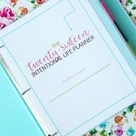 The 2016 Intentional Life Planner Is Here!