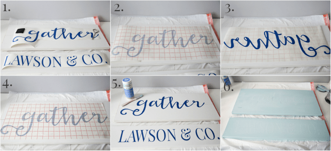 2 Ways To Make Diy Signs With A Silhouette Just A Girl