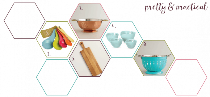 Where to Find Cute and Affordable Kitchen Accessories | JustAGirlAndHerBlog.com