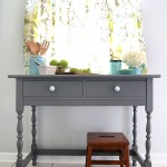 An Upcycled Kitchen Sideboard