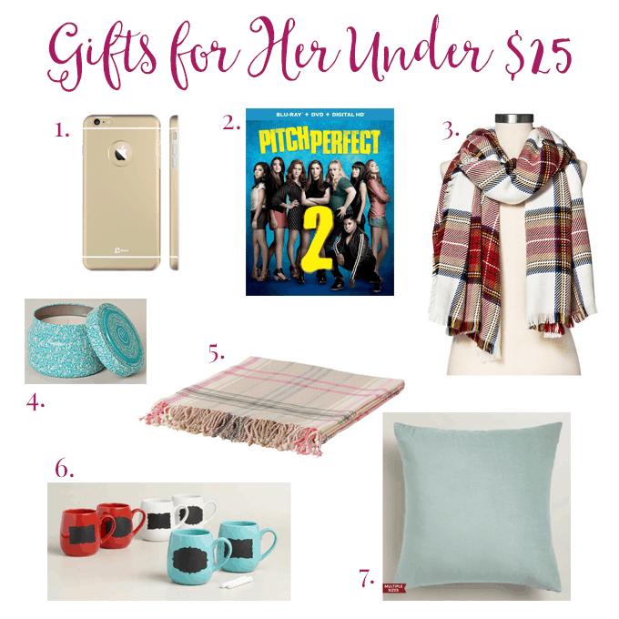 Holiday Gift Guide 2015 | JustAGirlAndHerBlog.com