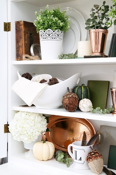 How To Style A Dining Room Hutch