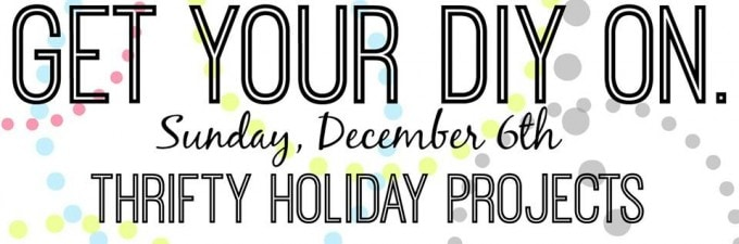 Thrifty Holiday Projects