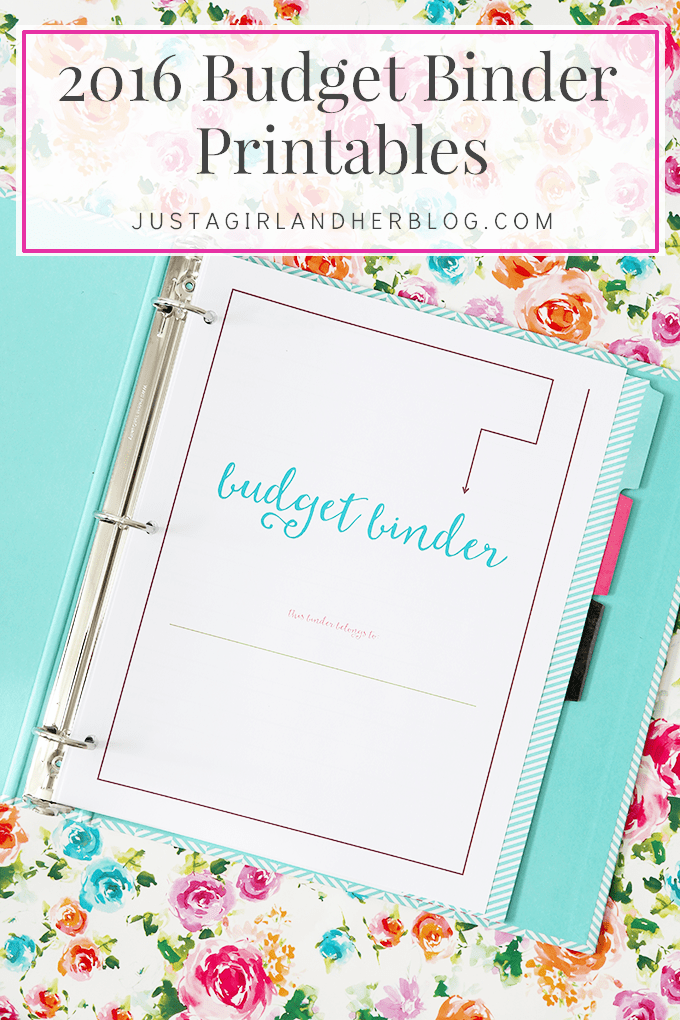 Genius image in printable budget binder
