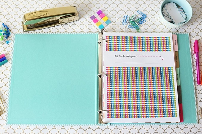So much incredible organization inspiration in these top posts of 2015 from Just a Girl and Her Blog! Click through to the post to see them all!