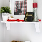 A Thrifty Christmas Vignette