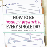 The Simple Technique that Helps Me Be Insanely Productive Every Single Day