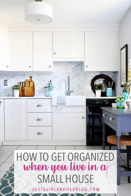 54d1c5811 How to Get Organized When You Live in a Small House | Abby Lawson