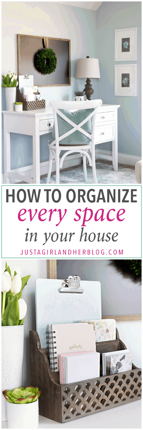 Home Organization How To Organize Every E In Your House Declutter Organizing