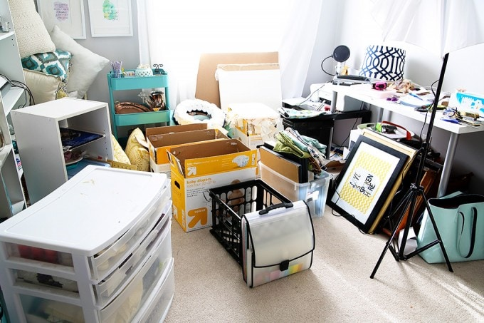 Love Her Simple System For Organizing Any Space In The House! This Makes So  Much