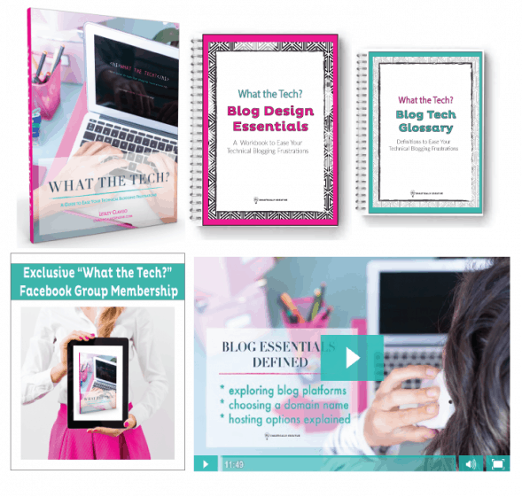 This amazing eBook teaches you all about the technical side of blogging so that you can manage your blog yourself! Need!