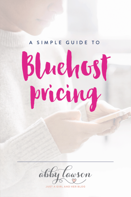 How Does Bluehost Pricing Work?