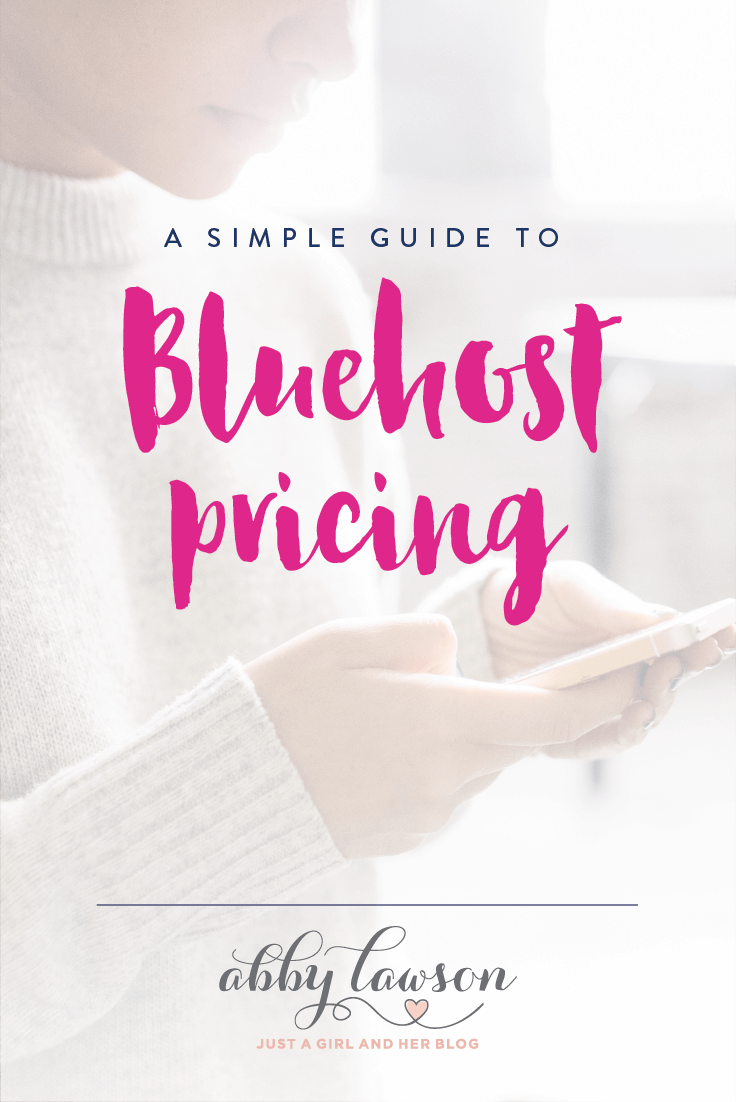 Learn the ins and outs of Bluehost pricing in this simple guide! These tips could save you some serious money!
