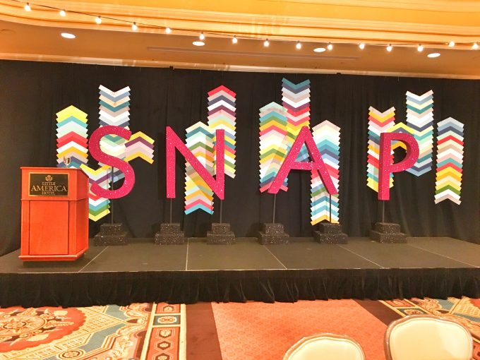 SNAP Conference Recap | Just a Girl and Her Blog