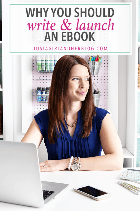 These bloggers make 6 figures a year writing and launching eBooks, and they share exactly how they do it! Click over to the post for more details!