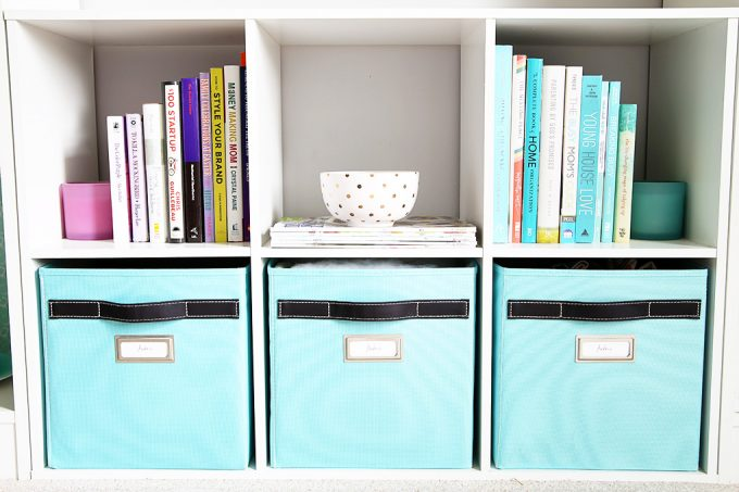 This girl went through the KonMari Method process a year ago and talks about what she stuck to, what she changed, and what's currently working to keep her house organized. Click through to the post to read more!