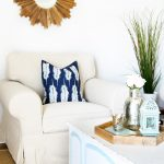An Easy and Inexpensive Way to Change the Look of Your Living Room (in Minutes!)