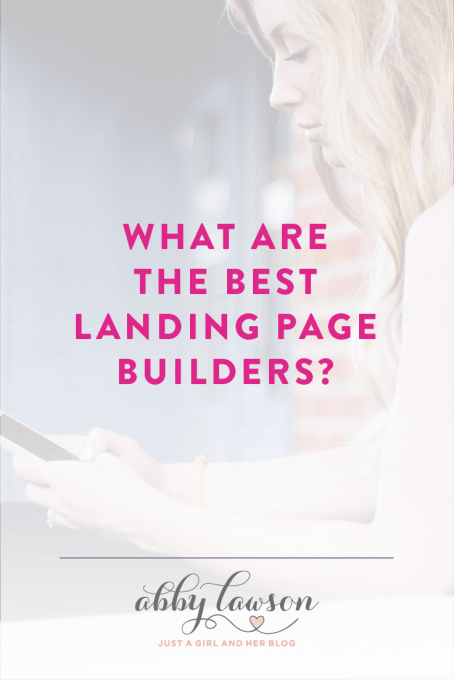 This post reviews the best landing page builders for creating high converting web pages. We examine landing page builders like Instapage, Unbounce, LeadPages, and many others.