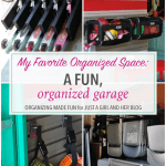 A Fun, Organized Garage