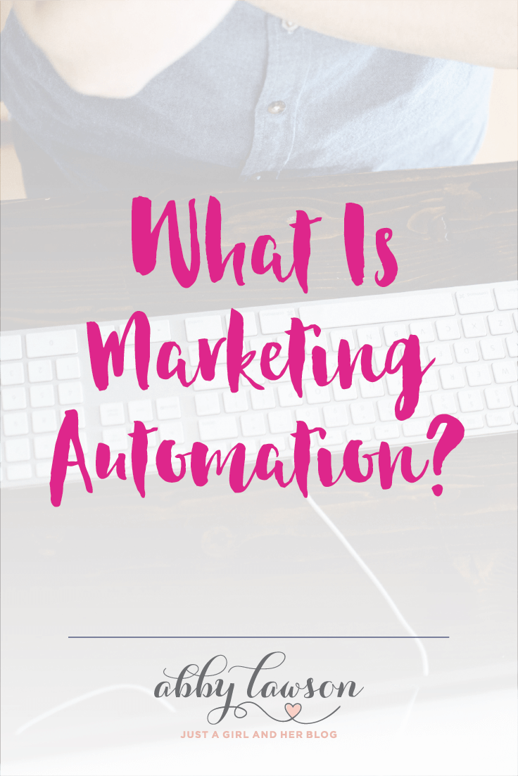 Marketing automation is becoming increasingly important in blogging and online business. In this article you'll learn the key marketing automation terms and how to get started today.