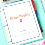 My Home Binder and Planner Tour!