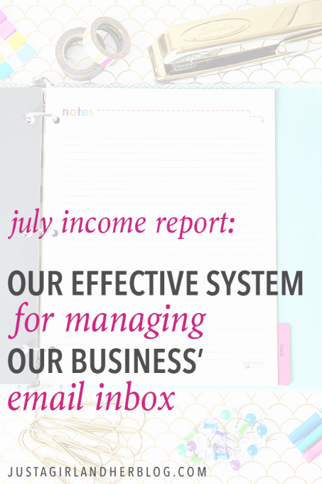 This couple makes six figures per year blogging and they show exactly how they do it in their income reports! Click through to the post to read more!