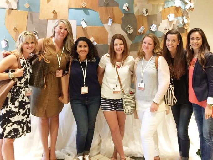 A recap of the Haven Conference for DIY and Home Decor Bloggers in Atlanta, Georgia | JustAGirlAndHerBlog.com
