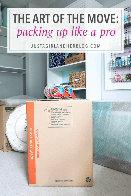 The Art of the Move: Packing Up Like a Pro