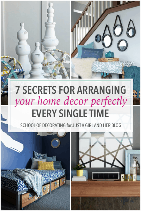 Superieur 7 Secrets For Arranging Your Home Decor Perfectly Every Time