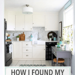 How I Found My Decorating Groove