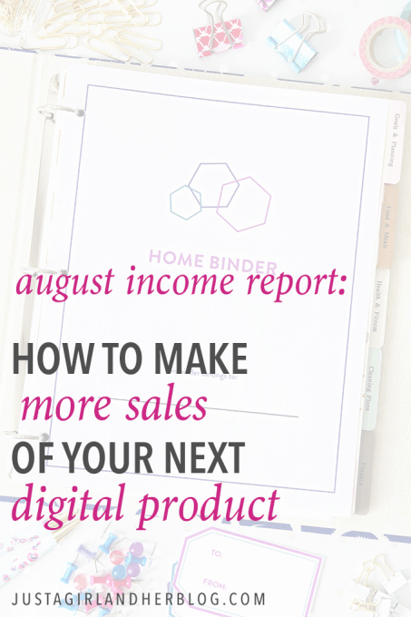 This post has so many great ideas for how to make more sales of your next digital product! Click through to read more!