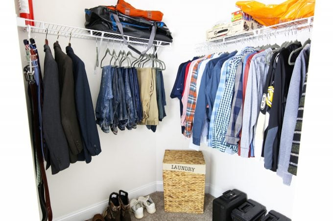 Love This Plan For A New, Custom Walk In Closet With EasyClosets! Click  Through