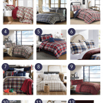 Favorite Plaid Bedding Options {One Room Challenge, Week 5}