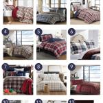 Favorite Plaid Bedding Options {One Room Challenge, Week 5}