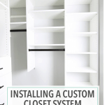 Installing a Custom Closet System from EasyClosets