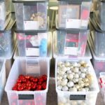 How to Organize Storage Bins (with FREE Printables!)